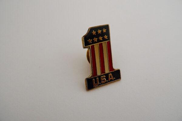 Pin USA 1