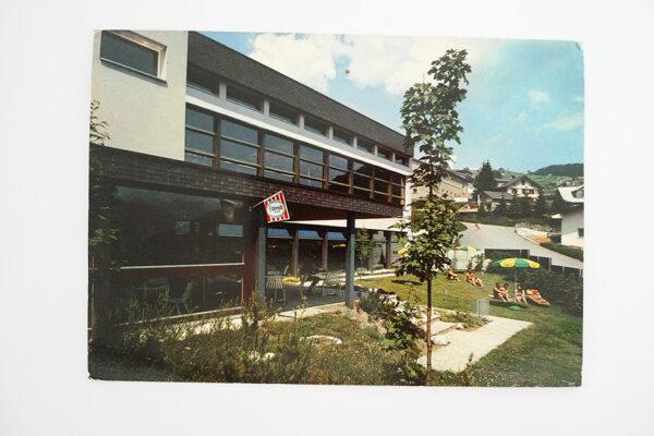 Kurort Amden, Hallenbad