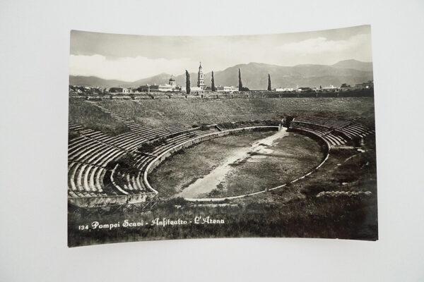 Pompej Scavi Anfiteatro