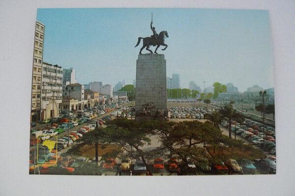 São Paulo, Monumento a Duque de Caxias