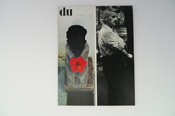 du; Der Porträtist Henri Cartier-Bresson