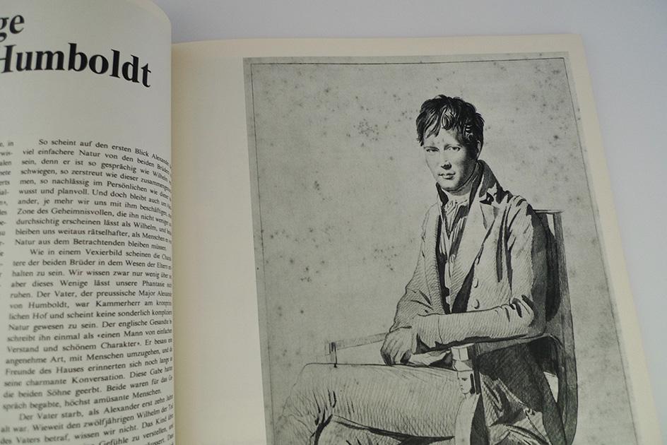 du; Alexander von Humboldt