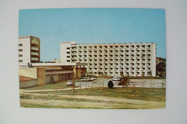 Techirghiol - Sanatoriul - Le Sanatorium