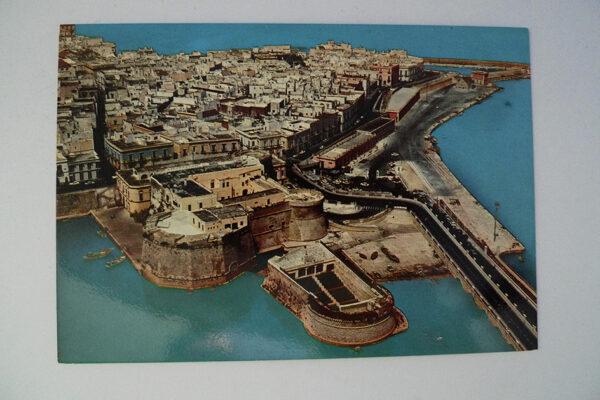 Gallipoli; Brücke, Schloss, Alte Stadt