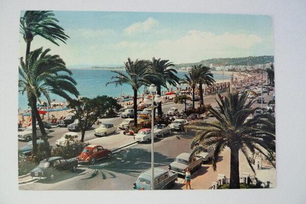 Nice; La Promenade des Anglais