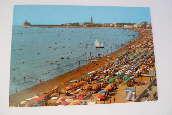 Caorle; Panorama spiaggia di levante
