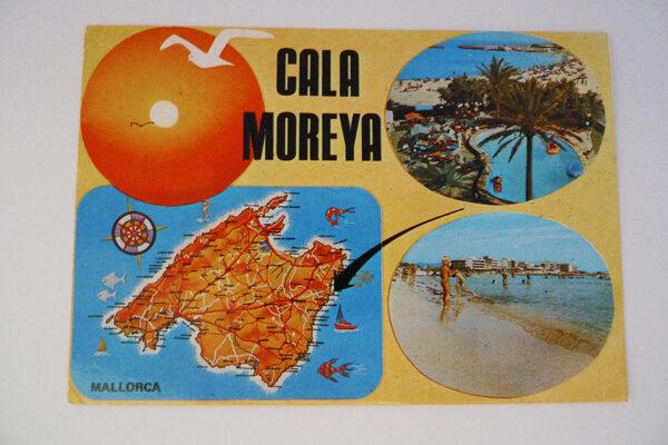Cala Moreya, Mallorca