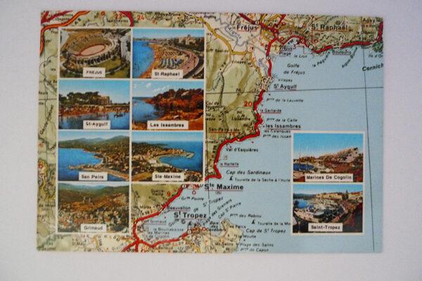 De Saint-Tropez a Saint-Raphael
