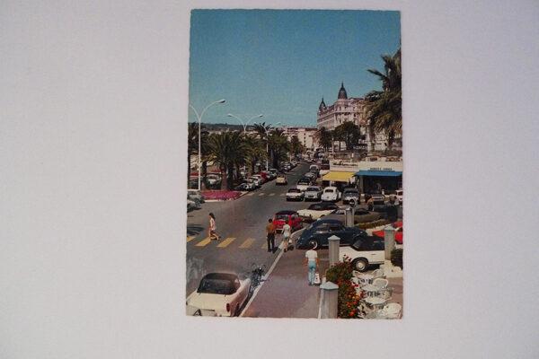 La Cote d'Azur; Cannes