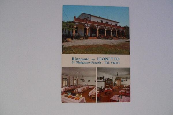 Ristorante Leonetto, Pancole