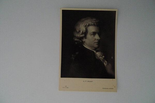 A. F. Mozart
