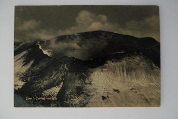Etna - Mittelkrater