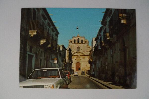 Noto - Chiesa del Carmine