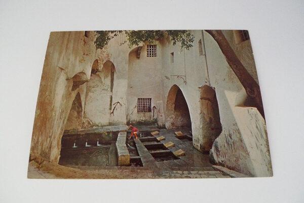 Cefalu; Mittelalterlicher Waschplatz