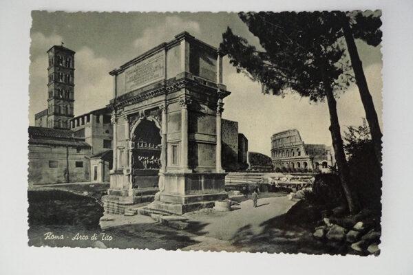 Roma - Arco de Tito