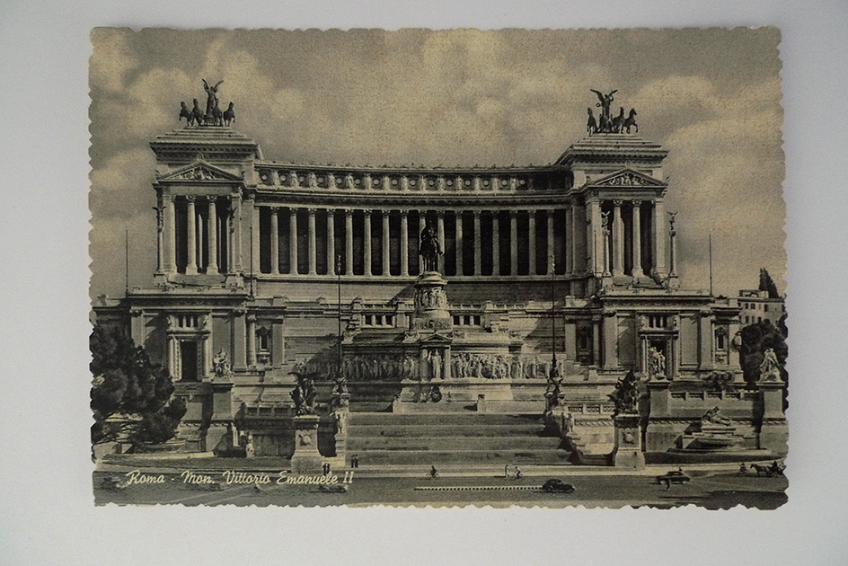Roma – Monumento a Victor Emmanuel II