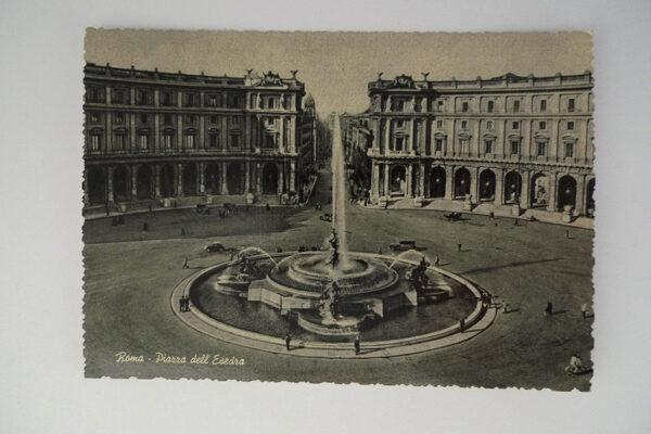 Roma - Piazza dell Esedra