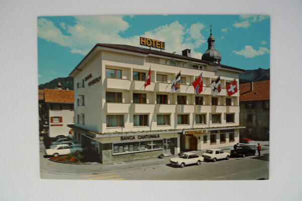 Hotel Oberalp, Ilanz