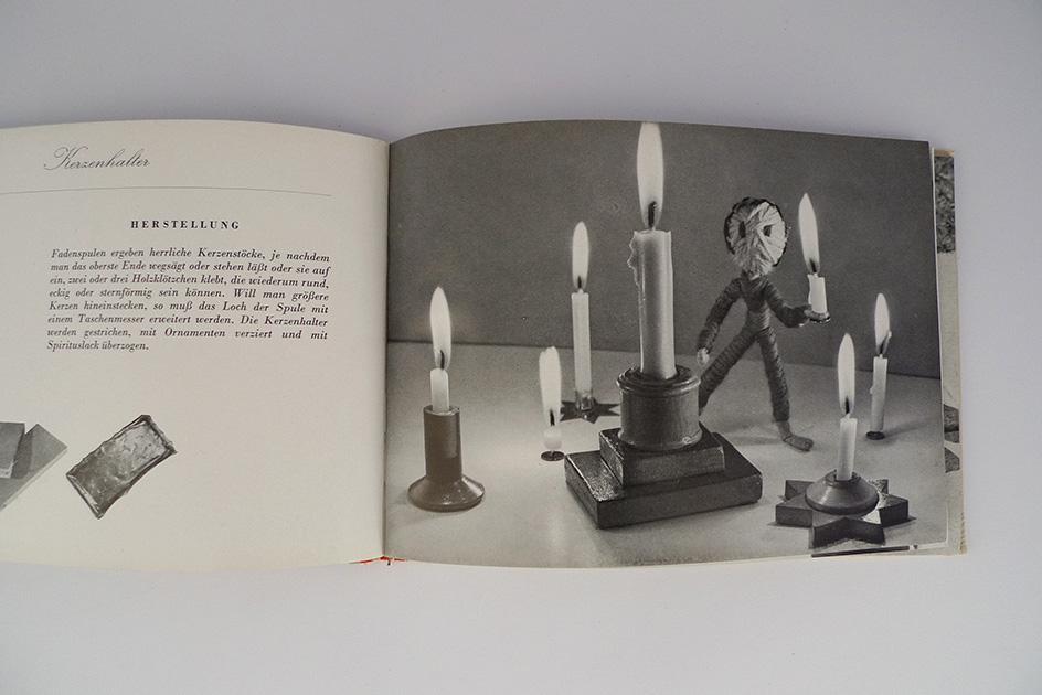 Das kleine Spielzeugbuch