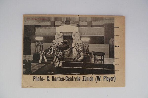 Zürich, Krematorium