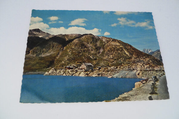Grimsel Passhöhe 2164m