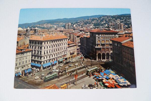 Trieste, Piazza C. Goldoni