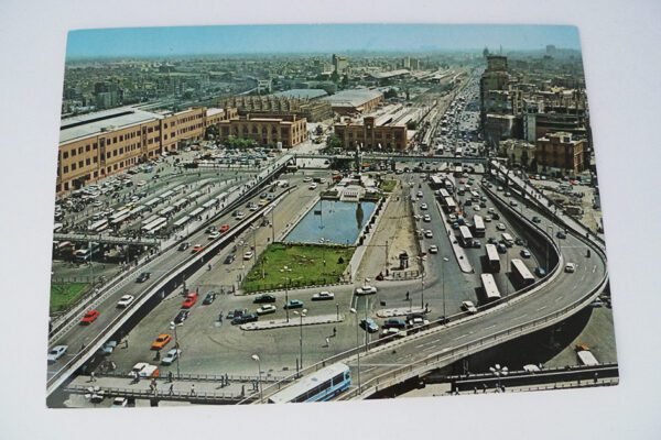 Kairo, Ramses Platz