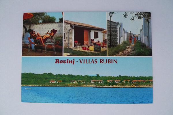 Rovinj - Villas Rubin