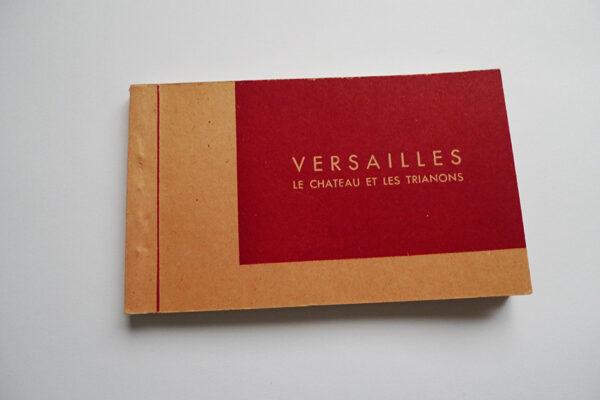 Versailles; Le Chateau et les Trianons