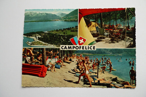 Camping Campofelice; Tenero