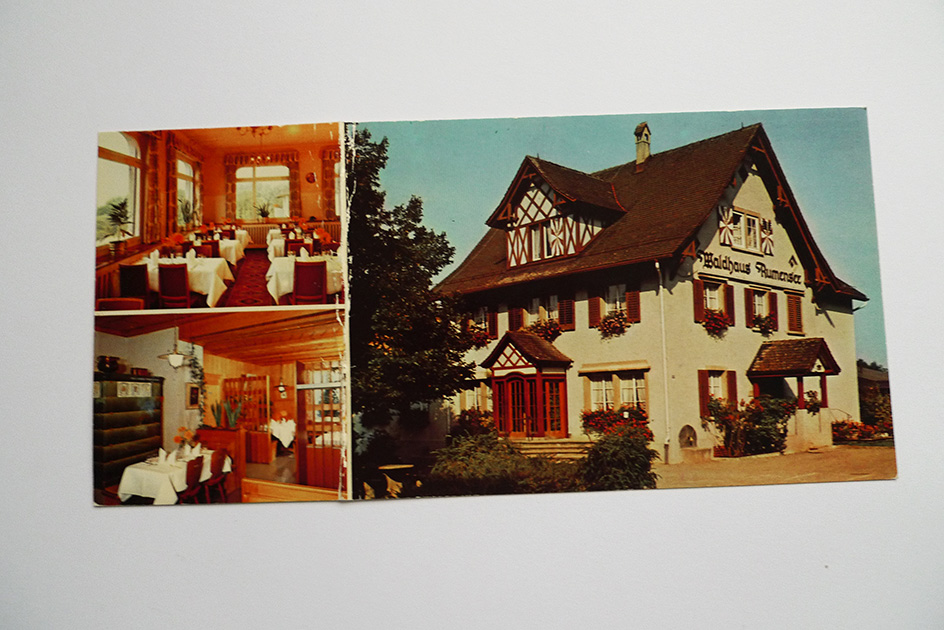 Restaurant Waldhaus Rumensee