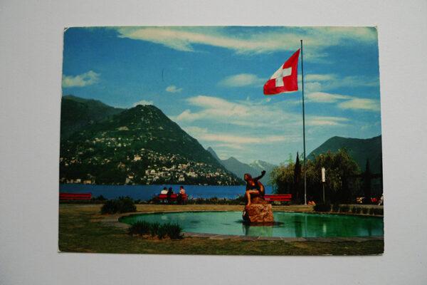 Lugano-Paradiso; L'Acquaiola