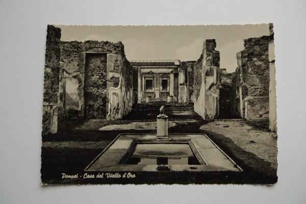 Pompei, Casa dell Vitello d'Oro