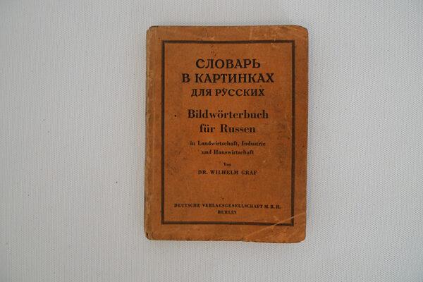 Bildwörterbuch für Russen
