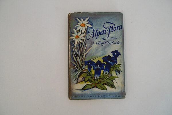 Taschenflora des Alpenwanderers