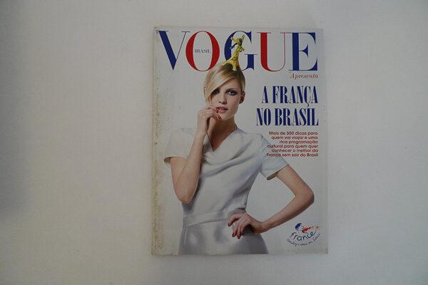 Vogue Brasil, O ano da França no Brasil
