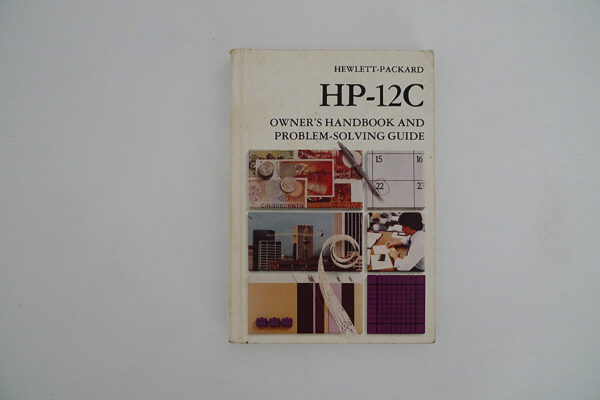 HP-12C Owner's Handbook and Problem-Solving Guide