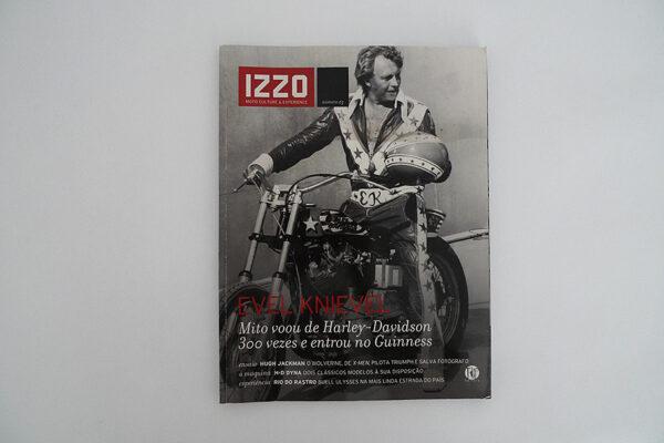 IZZO 03/2008; Evel Knievel