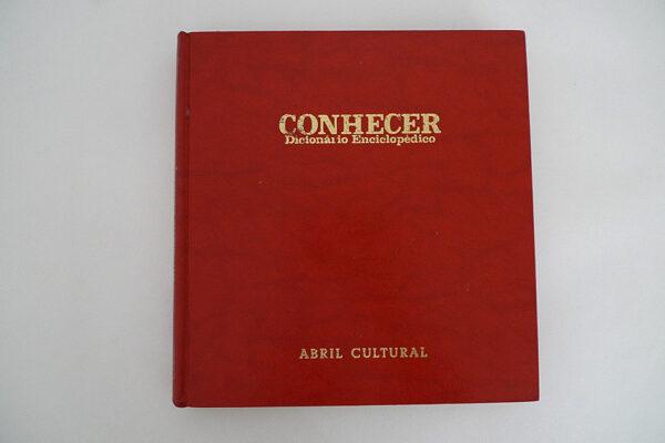 CONHECER; Dicionário Enciclopédico