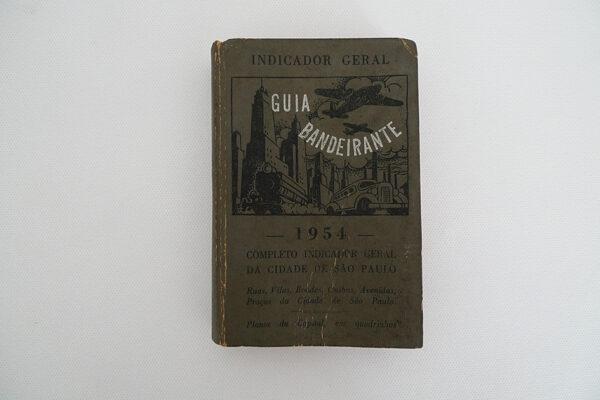 Guia Bandeirante 1954