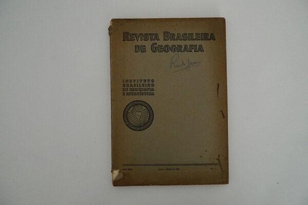 Revista Brasileira de Geografia No. 01/1960
