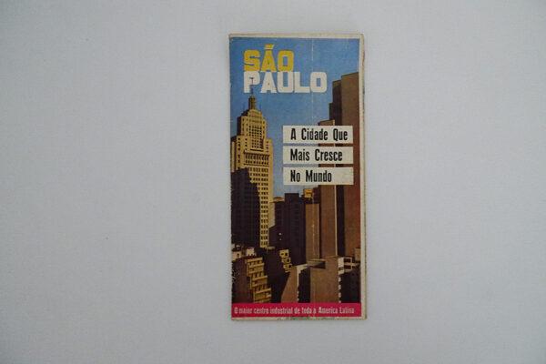 São Paulo; A cidade que mais cresce no mundo