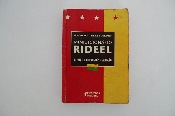 Minidicionário RIDEEL; Alemão - Português - Alemão
