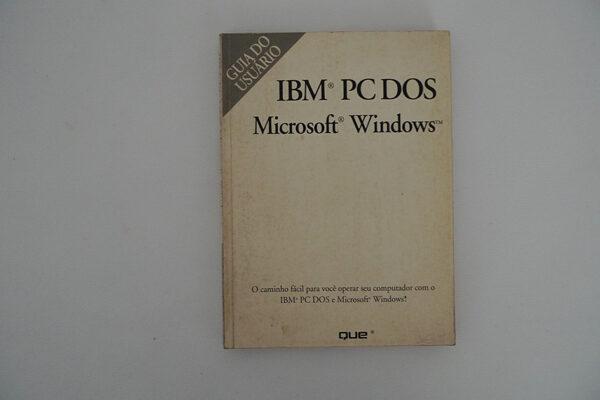 IBM PC DOS e Microsoft Windows