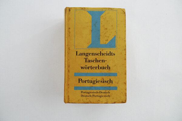 Langenscheidts Taschenwörterbuch Portugiesisch