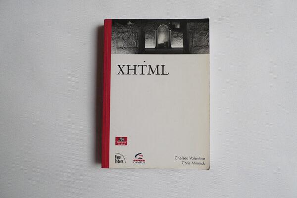 XHTML; Linguagem de marcação de documento