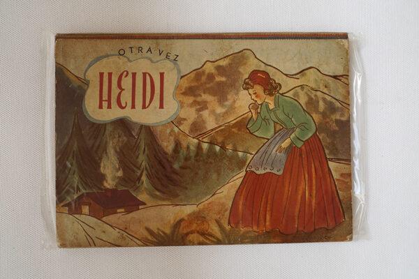 Otra vez Heidi