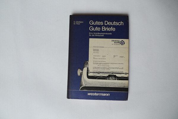 Gutes Deutsch, gute Briefe