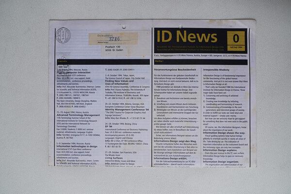 ID News Nr. 0