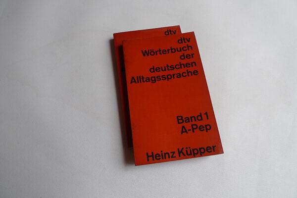 Wörterbuch der deutschen Alltagssprache
